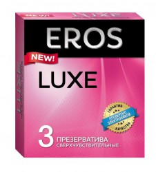 Презервативы, Эрос №1 люкс
