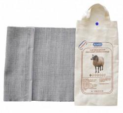 Пояс, р. 3 M (76-81см) согревающий из овечьей шерсти разъемный