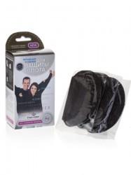 Вкладыши в одежду, №20 Стоп-агент для защиты от пота с ионами серебра самоклеющиеся черные