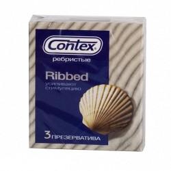 Презервативы, Контекс №3 ребристые