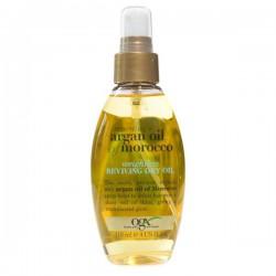 Масло-спрей для волос, О Джи Икс для восстановления волос легкое сухое аргановое Марокко 118 мл
