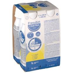 Фрезубин напиток 2 ккал с пищевыми волокнами, 200 мл №4 для энтерального питания лимон флакон